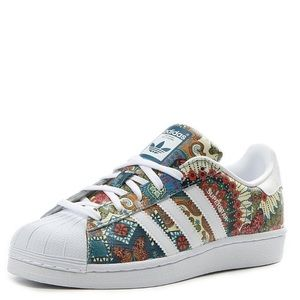 Adidas Superstar Safari Pattern NWT. Rare NWT